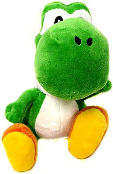 Super Mario Yoshi 6-Inch Plush