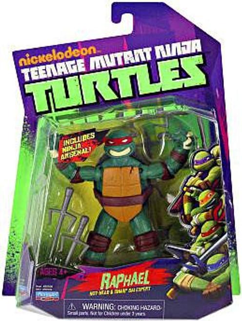 Teenage Mutant Ninja Turtles Nickelodeon Raphael Action Figure