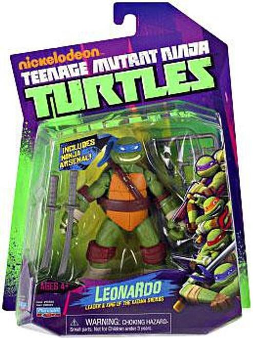 Teenage Mutant Ninja Turtles Nickelodeon Leonardo Action Figure