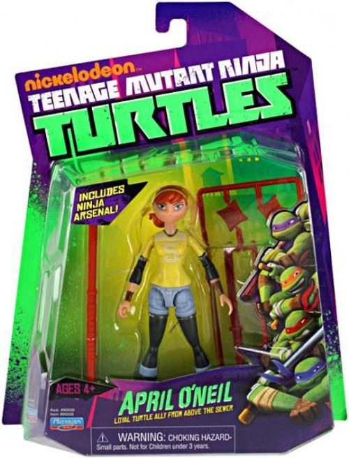 Teenage Mutant Ninja Turtles Nickelodeon April O'Neil Action FIgure