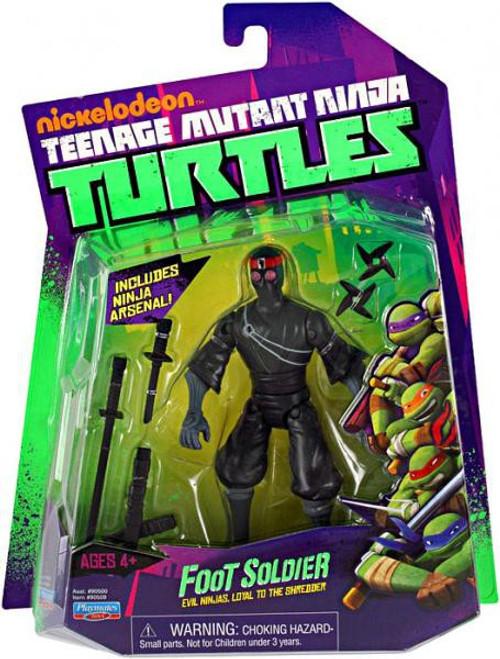 Teenage Mutant Ninja Turtles Nickelodeon Foot Soldier Action Figure