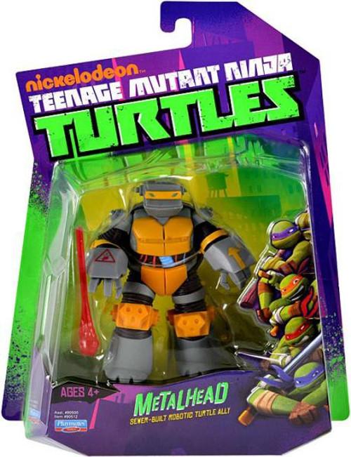 Teenage Mutant Ninja Turtles Nickelodeon Metalhead Action Figure