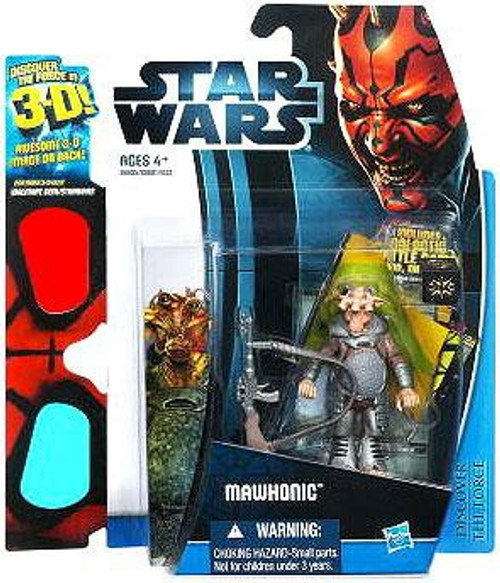 Star Wars Phantom Menace Discover the Force 2012 Mawhonic Exclusive Action Figure