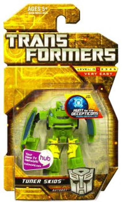 Transformers Hunt for the Decepticons Tuner Skids Legend Legend Mini Figure
