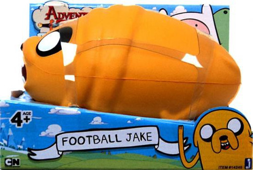 Adventure Time Football Jake 8-Inch Figure