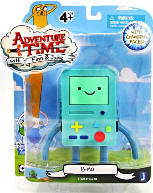Adventure Time B-MO Action Figure [Changing Faces]