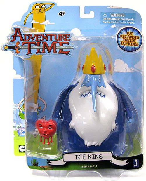Adventure Time Ice King Action Figure