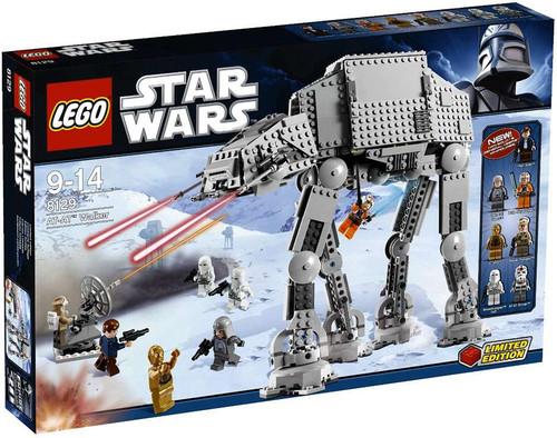 LEGO Star Wars The Empire Strikes Back AT-AT Walker Set #8129