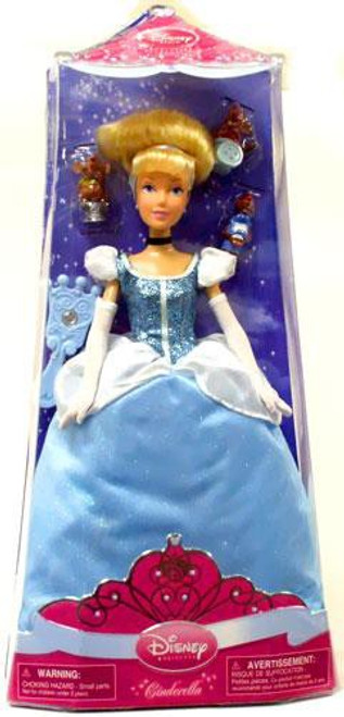 Disney Princess Cinderella Doll [With Mice]