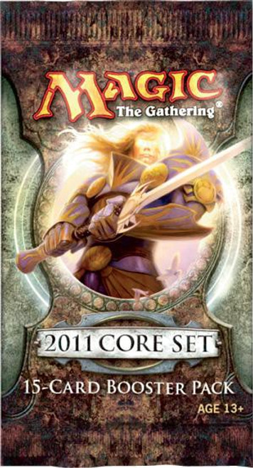 MtG Trading Card Game 2011 Core Set Booster Pack
