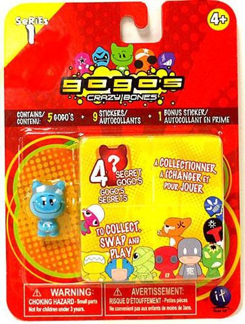 Crazy Bones Gogo's Series 1 Blister Pack