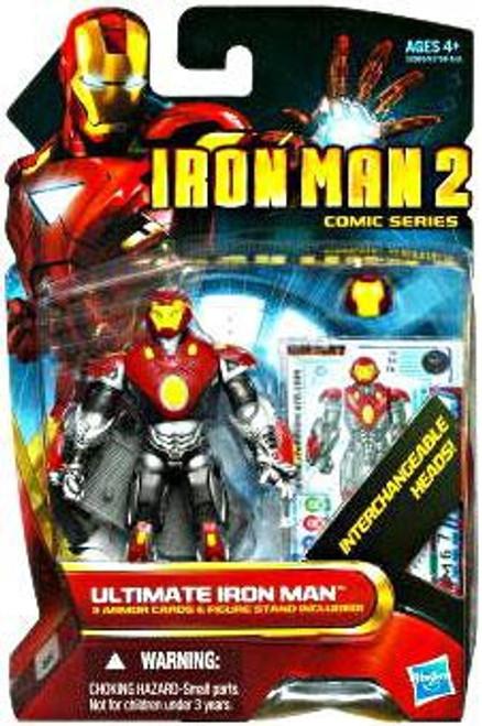 Iron Man 2 Comic Series Ultimate Iron Man Action Figure #36
