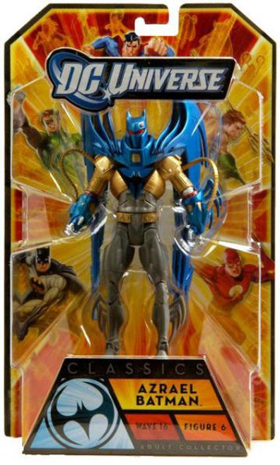 DC Universe Classics Wave 14 Azrael Batman Action Figure #6