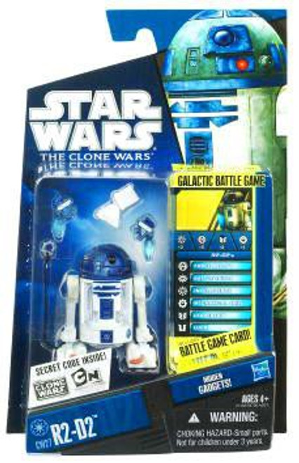 Star Wars The Clone Wars 2010 R2-D2 Action Figure CW27