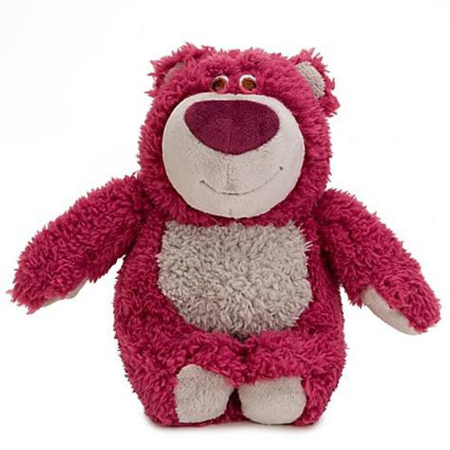 Disney Toy Story 3 Lotso Exclusive 7-Inch Mini Bean Bag Plush [2010]