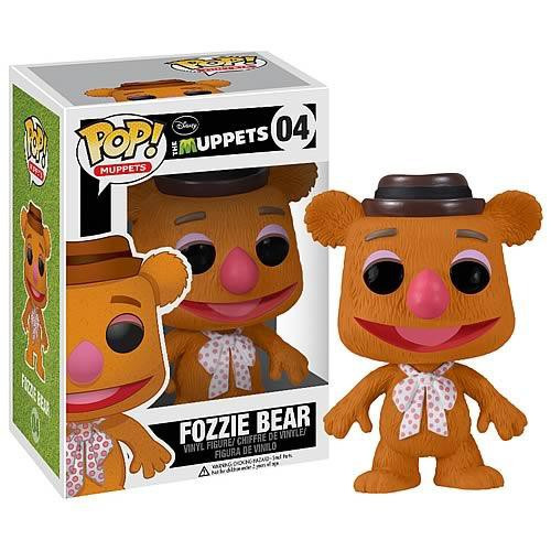 Funko The Muppets POP! TV Fozzie Bear Vinyl Figure #04