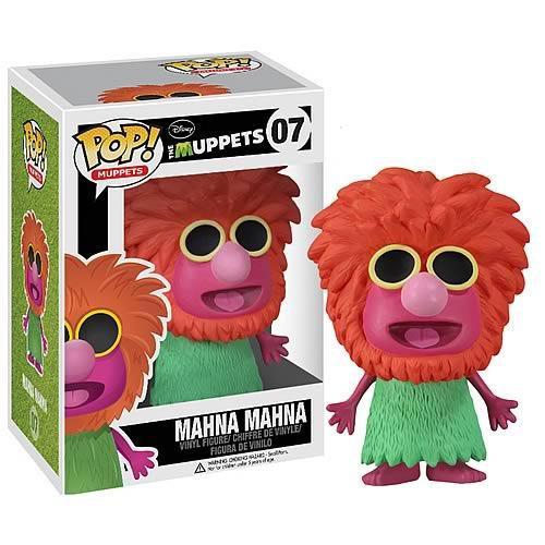 Funko The Muppets POP! TV Mahna Mahna Vinyl Figure #07