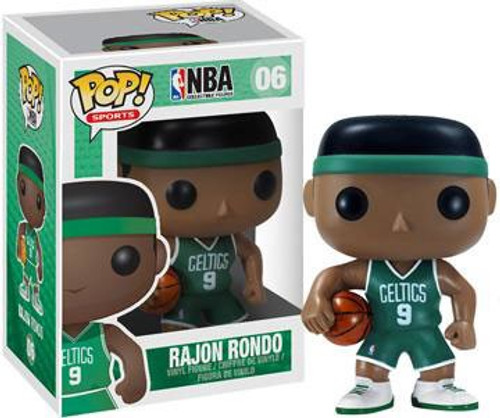 Funko NBA POP! Sports Basketball Rajon Rondo Vinyl Figure #6