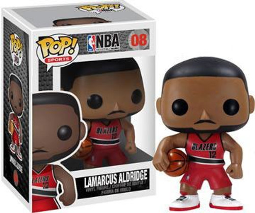 Funko NBA POP! Sports Basketball Lamarcus Aldridge Vinyl Figure #8