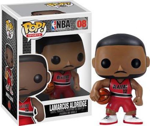 Funko NBA POP! Basketball Lamarcus Aldridge Vinyl Figure #8
