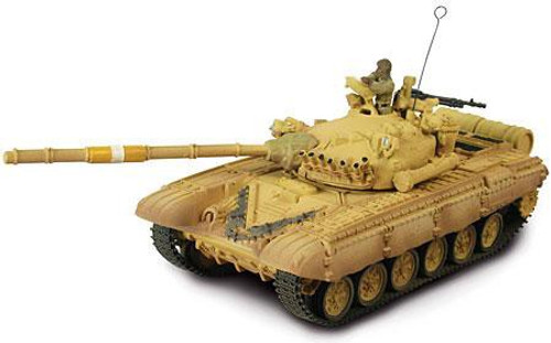 Forces of Valor 1:72 Enthusiast Series Vehicles Iraqi T-72 Tank [Iraq]