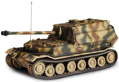 Forces of Valor 1:72 Enthusiast Series Vehicles German Panzerjager Elefant [Poland]
