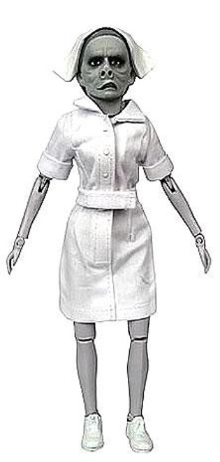 The Twilight Zone Series 6 Nurse Action Figure
