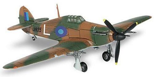 Forces of Valor 1:72 Enthusiast Series Planes U.K. Hurricane [Southeast Asia]