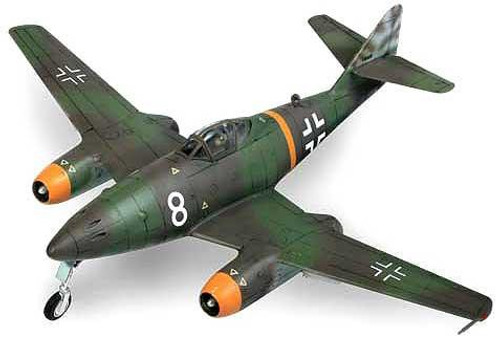 Forces of Valor 1:72 Enthusiast Series Planes German Messerschmitt Me262 [Germany 1944]