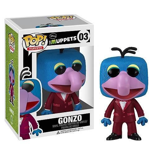 Funko The Muppets POP! TV Gonzo Vinyl Figure #03
