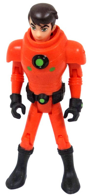 Ben 10 Ben Tennyson Action Figure [Orange Plumber Suit Loose]