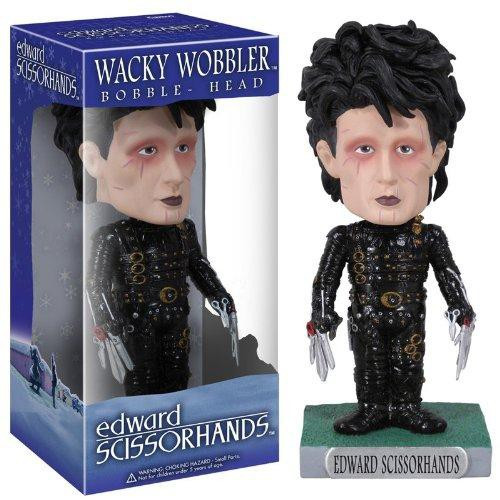 Funko Wacky Wobbler Edward Scissorhands Bobble Head