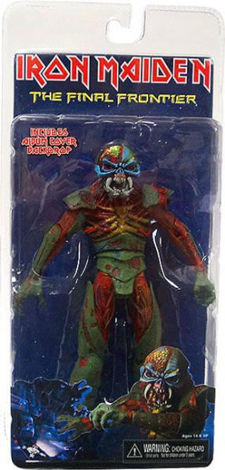 NECA Iron Maiden The Final Frontier Eddie Action Figure