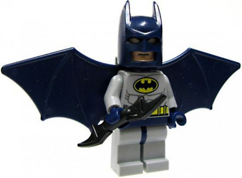 LEGO DC Universe Super Heroes Batman Minifigure #1 [With Jetpack Loose]