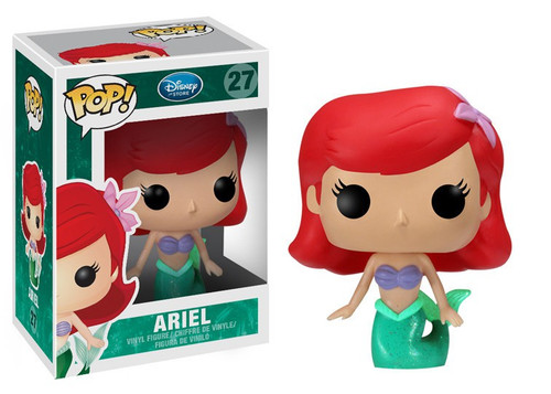 Funko The Little Mermaid POP! Disney Ariel Vinyl Figure #27