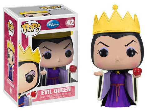Funko Disney Princess Snow White POP! Disney Evil Queen Vinyl Figure #42