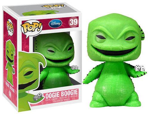 Funko Nightmare Before Christmas POP! Disney Oogie Boogie Vinyl Figure #39
