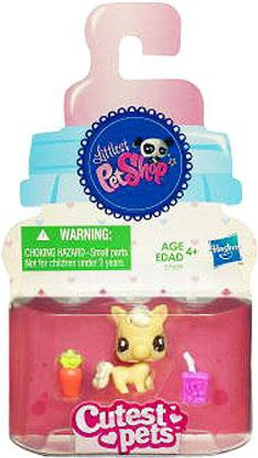 Littlest Pet Shop Cutest Pets Baby Pony Figure #2564