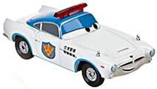Disney / Pixar Cars Cars 2 1:43 Collectors Case Security Finn Exclusive Diecast Car