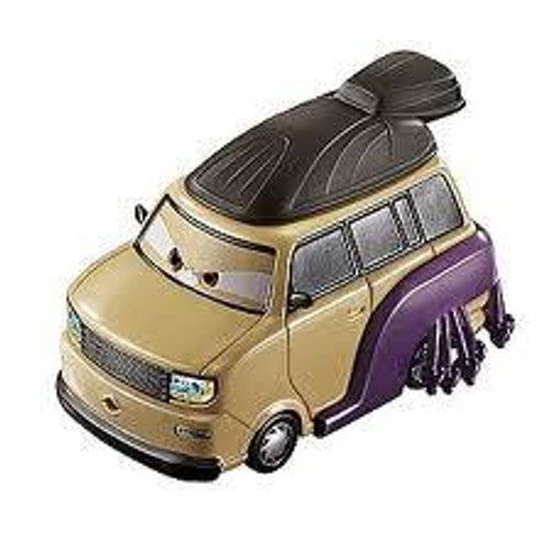 Disney / Pixar Cars Cars 2 1:43 Collectors Case Sumo Exclusive Diecast Car