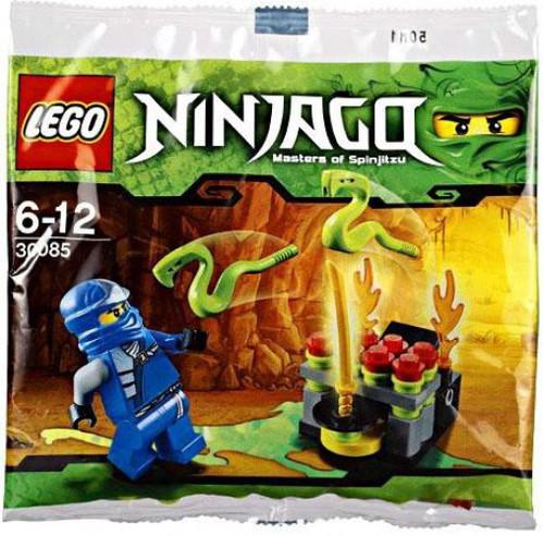 LEGO Ninjago Jumping Snake Battle Mini Set #30085 [Bagged]