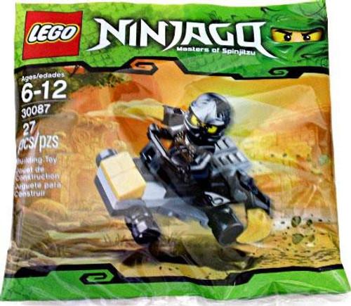 LEGO Ninjago Cole ZX's Car Mini Set #30087 [Bagged]