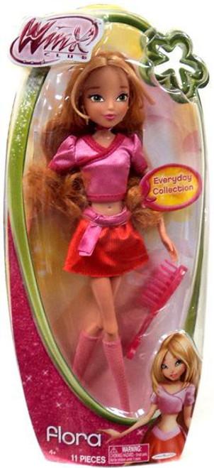 Winx Club Flora 11.5-Inch Doll [Everyday]