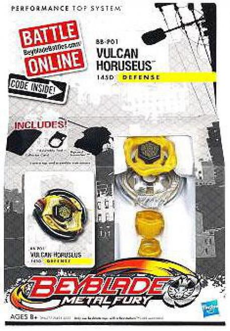 Beyblade Metal Fury Vulcan Horuseus Single Pack BB-P01