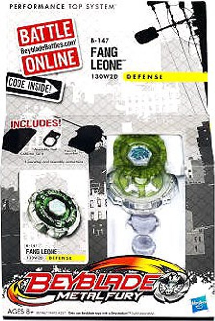 Beyblade Metal Fury Fang Leone Single Pack B-147