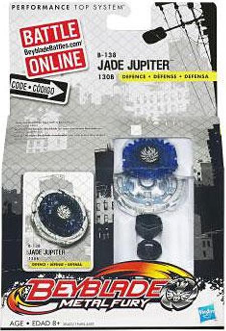 Beyblade Metal Fury Jade Jupiter Single Pack B-138