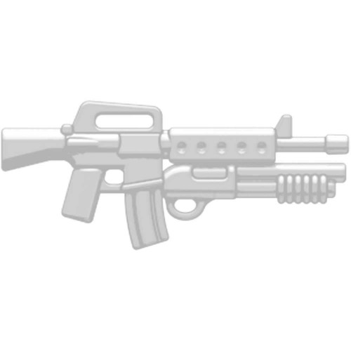 BrickArms M16-DBR Masterkey 2.5-Inch [White]