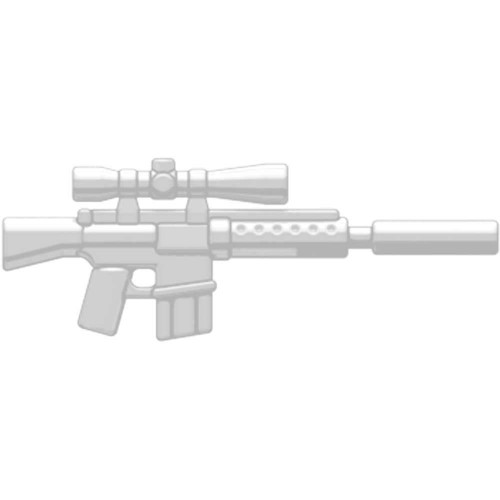 BrickArms M110 SASS 2.5-Inch [White]