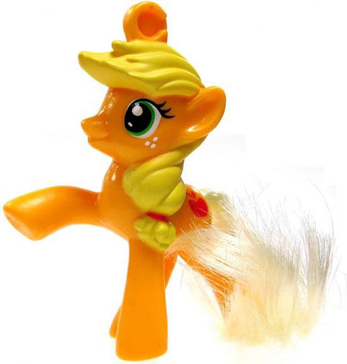 My Little Pony Friendship is Magic Happy Meal Applejack 3-Inch Clip On Toy