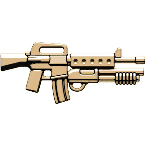 BrickArms M16-DBR Masterkey 2.5-Inch [Tan]